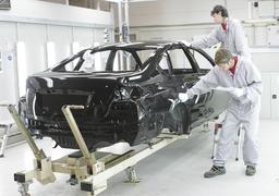 К 2016 г. завод Nissan в Петербурге собирается довести локализацию производства до 45%