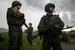 Солдаты украинской армии под Славянском, 2 мая