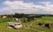 Мемориал «Мервильская батарея». В ночь с 5 на 6 июня 1944 года здесь десантировались британские парашютисты.