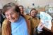 В Крыму начали выдавать пенсии в российских рублях