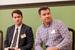 Илья Слуцкин, руководитель лицензионных проектов, «ФК Зенит» и Роман Федотов, директор по развитию, РИО «Лицензия»