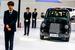 Geely представил на салоне в Пекине 16 автомобилей, в том числе машину для такси.