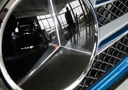 Укорениться в России Mercedes способны помочь «Камаз» или группа ГАЗ