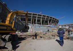 «Стадион для «Зенита» обойдется бюджету почти в 35 млрд руб.