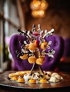 Десерты в Soluxe Club подают на «дереве»