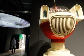 Робот-экскурсовод Сепулька (1962), один из символов «Политеха»