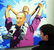 """2012 г. Открытие выставки """"Президент. Добрейшей души человек"""" на дизайн-заводе """"Флакон""""."""