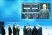 """Церемония пуска в эксплуатацию второй ветки газопровода """"Северный поток"""" из центра управления компрессорной станции """"Портовая"""" в Выборге"""