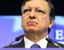 Глава Европейской комиссии Жозе Мануэль Баррозу