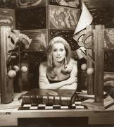 Катрин Денев. 1968.