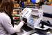 Продавец                                          На первом месте в рейтинге «неприемлемых профессий» оказались продавцы и представители торговли - работать в этой сфере не согласился бы каждый десятый респондент.