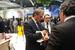 Президент «Роснефти» Игорь Сечин на Петербургском форуме