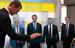Кандидаты на пост мэра Москвы перед началом дебатов