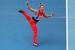 Мария Абакумова завоевала бронзовую медаль в соревнованиях по метанию копья среди женщин.
