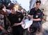 Задержание сотрудниками полиции сторонника А. Навального Олега Козловского