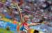 Светлана Школина завоевала золото соревнованиях по прыжкам в высоту среди женщин.