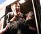 Василий Дровецкий, задержанный сотрудниками полиции в одной из квартир дома 10 на Чистопрудном бульваре по подозрению в хранении незаконных агитационных материалов кандидата на пост мэра Москвы Алексея Навального