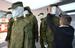 Образцы новой формы для военнослужащих