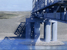 Мост через реку Лонготъеган (72-й км), построен в 2009 г.                                      В проекте: две промежуточные опоры из контурных блоков, рельсы крепятся к железобетонным плитам.                   Реализовано: опоры из четырех буровых столбов, рельсы крепятся к деревянным шпалам.                   Генподрядчик: «Ямалтрансстрой» (Лабытнанги).                   Разница в стоимости: 1,07 млрд руб.