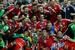 Bayern Munich, $860 млн.                                      В последнем европейском сезоне баварцы стали чемпионами Германии, завоевали кубок страны и наконец выиграли Лигу чемпионов UEFA. Успех клуба на футбольном поле поддерживает стабильное финансовое положение и долгосрочные контракты с Audi, adidas и Deutsche Telekom