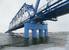 Мост через реку Юрибей (331-й км), построен в 2009 г.                                      В проекте: три промежуточные опоры из контурных блоков, промежуточные опоры (со 2-й по 82-ю и с 86-й по 109-ю) - на четырех буровых столбах с устройством отдельно стоящих ледорезов, рельсы крепятся к железобетонным плитам.                   Реализовано: три промежуточные опоры на четырех буровых столбах, промежуточные опоры (со 2-й по 82-ю и с 86-й по 109-ю) - на двух буровых столбах, ледорезов нет, рельсы крепятся к деревянным шпалам.                   Генподрядчик: «Нефтересурсы».                   Разница в стоимости: 8,5 млрд руб.
