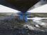 Мост через реку Ясавэйяха (434-й км), построен в 2010 г.                                      В проекте: шесть промежуточных опор на девяти буровых столбах (четыре столба самой опоры, три - отдельно стоящего ледореза и два термостолба).                   Реализовано: все опоры на двух буровых столбах, отдельно стоящих ледорезов и термостолбов нет.                   Генподрядчик: «Ямалтрансстрой».                   Разница в стоимости: 447,2 млн руб.