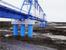 Мост через реку Нерутаяха (474-й км), построен в 2010 г.                                      В проекте: три промежуточные опоры из контурных блоков.                   Реализовано: три опоры на трех, четырех и трех буровых столбах соответственно.                   Генподрядчик: «Ямалтрансстрой».                   Разница в стоимости: 810,1 млн руб.
