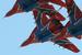 """Истребители МиГ-29 пилотажной группы """"Стрижи"""" во время учебно-тренировочных полетов в Кубинке перед Международным авиационно-космическим салоном МАКС-2013"""