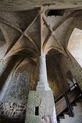 Зал донжона в Керибюсе не имеет аналогов с архитектурной точки зрения.