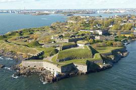 остров-крепость Суоменлинна