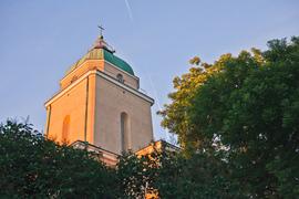 церковь на острове Суоменлинна