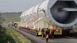 36-метровый транспортный модуль