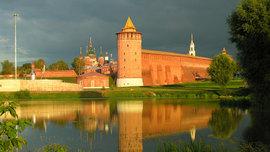Коломенский Кремль. Автор: Алескей (фото с сайта конкурса http://10russia.ru)