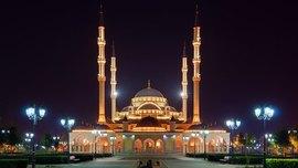 """Мечеть """"Сердце Чечни"""". Автор: Тимур Агиров (фото с сайта конкурса http://10russia.ru)"""