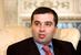 Давид Бакрадзе. В 2008-2012 гг. - председатель парламента. Избран на праймериз кандидатом от Единого национального движения. Рейтинг - 10%