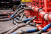 Добыча газа и нефти из сланцевых пород требует огромных запасов воды - не меньше, чем крупные индустриальные города, например Чикаго
