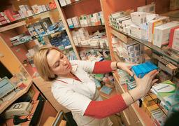 Продажи лекарств от простуды и гриппа в первом полугодии выросли на 13%
