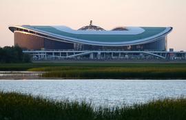 Самый глобальный объект, построенный к Универсиаде, –  «Казань-Арена» вместимостью 45 тысяч человек