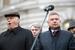 Президент РЖД Владимир Якунин и президент «Лукойла» Вагит Алекперов, 2008 г.