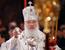 Патриарх Московский и Всея Руси Кирилл на торжественном пасхальном богослужении в храме Христа Спасителя в Москве