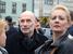 Борис Акунин и Юлия Навальная