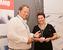 Владимир Соловьев, президент, EXEPT Business Training, Мария Мальцева, директор филиала, DDI Russia