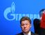Во вторник в ходе торгов как на Московской бирже, так и на LSE, капитализация «Газпрома» впервые с весны 2009 г. упала ниже $100 млрд. К закрытию в Москве и Лондоне бумаги компании упали на 1,5% и 2,7%, что в обоих случаях подразумевает снижение капитализации до примерно $99 млрд.                      На фото: руководитель «Газпрома» Алексей Миллер