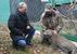 4 февраля 2014 г. Владимир Путин посетил Центр разведения и реабилитации переднеазиатского леопарда в Сочинском национальном парке