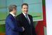 Первый вице-премьер Игорь Шувалов и президент Сбербанка Герман Греф