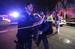 Место перестрелки с полицией в Уотертауне