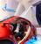 """Председатель правления «Газпрома» Алексей Миллер в автомобиле """"Ё-концепт"""", работающем на бензине и метане"""