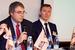 Алексей Девятов, главный экономист, «Уралсиб Кэпитал», Алексей Теплоухов, директор дирекции операций на финансовых рынках, «Банк «Санкт-Петербург»