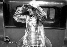 Александр Родченко. Из серии «Лиля Брик. Путешествие из Москвы в Ленинград». 1929
