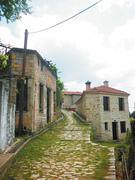 Деревня Милиес - конечная точка маршрута